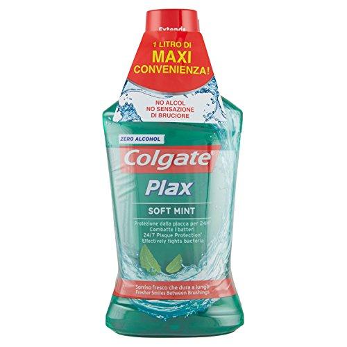 Colgate Colluttorio Plax Green - 2 x 500 ml