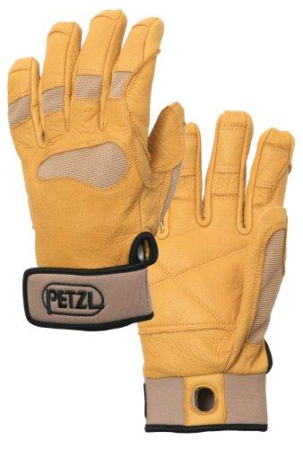 Petzl Erwachsene Handschuhe Cordex Plus Hellbraun, L -