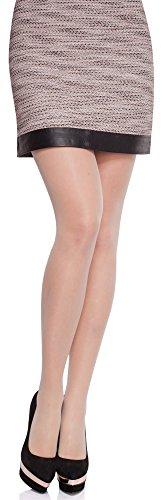 Und M Kostüm Ms (Merry Style Damen Strumpfhose MS 104 15 DEN (Opal, M)