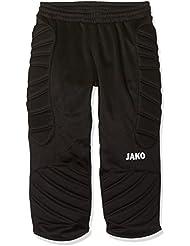 Jako TW de Capri Striker portero pantalones (todas las longitudes), todo el año, infantil, color negro, tamaño 140