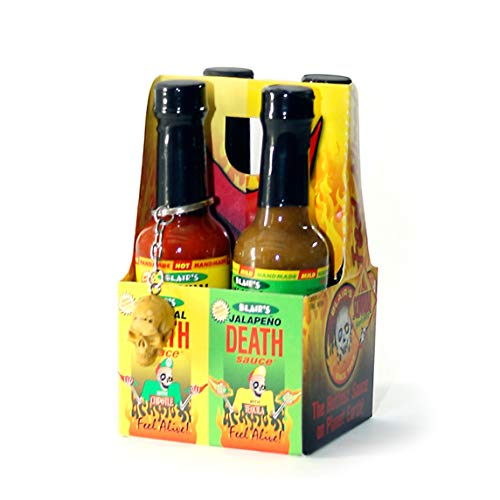Blairs Death Sauce Mini 4 Pack, 4x59ml
