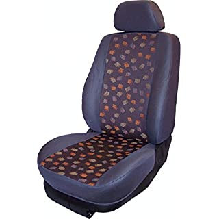 Autokleidung Sitzbezüge (VD-G0609300), Vordersitzgarnitur Einzel- und Doppelsitz, Maßgefertigt, Schonbezüge Nach Maß, Farbe Grau 06