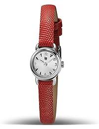 Montre LIP HENRIETTE en Cuir Rouge - Femme - 18.5 mm