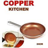 Sarten Copper Kitchen 28 cm – La Revolucionaria Sartén de Cobre, no se Raya y