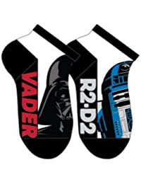 disney Pack 2 calcetines jacquard Ankle Star Wars