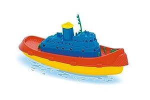GIPLAM Susy - Tugboat (27 x 10 x 12 cm, tamaño pequeño/único)