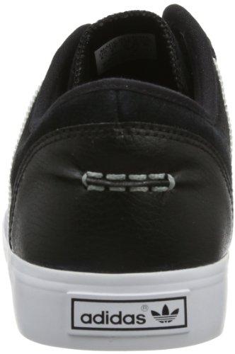 adidas Seeley Boat-8, Sneaker Uomo Nero (Schwarz (BLACK 1 / RUNNING WHITE FTW / MID GREY S14))