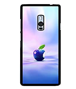 printtech Apple Back Case Cover for One Plus Two::One Plus 2::One+2