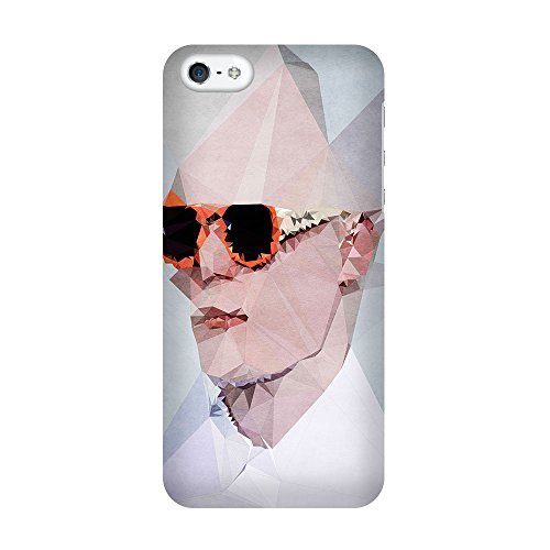 iPhone 4/4S Coque photo - LUNETTES (HIM)