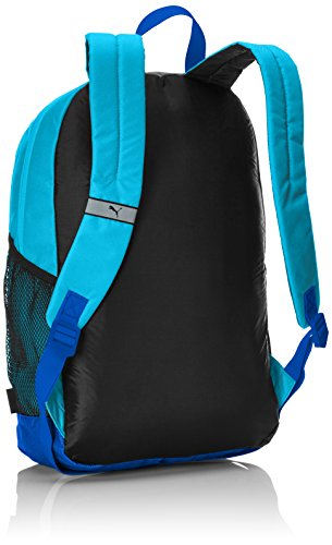 Puma Unisex Buzz Backpack Rucksack blue danube
