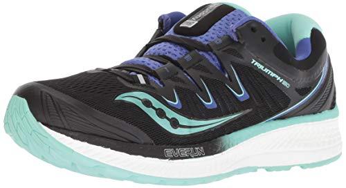 Zapatillas Saucony Modernas Deportivas para Mujer Triumph ISO 4 Black