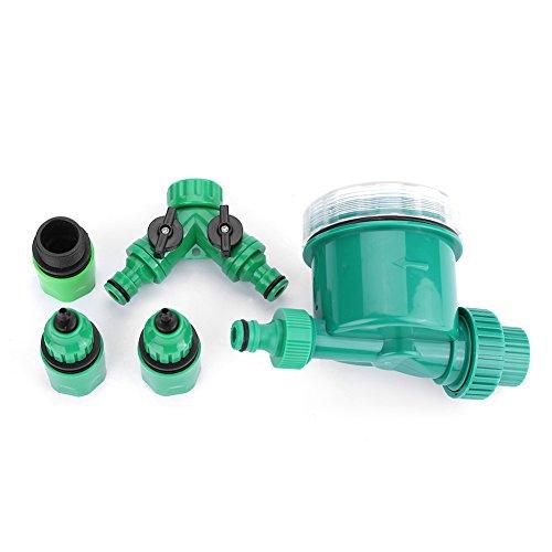 Juego de 5 temporizadores de Agua para jardín
