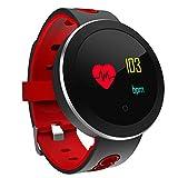 smart watch Q8pro 2018, CaloríAs De SueñO Y PresióN Arterial/Contador De Pasos, para Hombres, Mujeres, Deportes Inteligentes Al Aire Libre, Reloj con, para Android E iOS