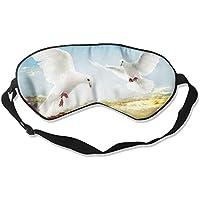 Eye Mask Eyeshade Dove Sunshine Sleeping Mask Blindfold Eyepatch Adjustable Head Strap preisvergleich bei billige-tabletten.eu