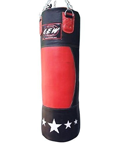 2. LEW Super Classic Synthetic Leather Punching Bag