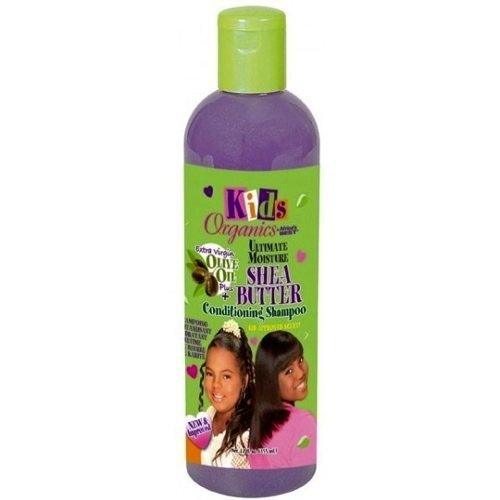 Africa's Best Kids Organics Shea Butter Shampoo, 12 Ounce by Africa's Best
