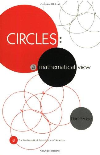 Circles: A Mathematical View (Spectrum)