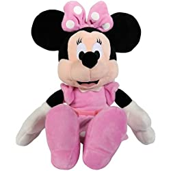 Disney La Casa de Mickey - Peluche de Minnie básico (25 cm)