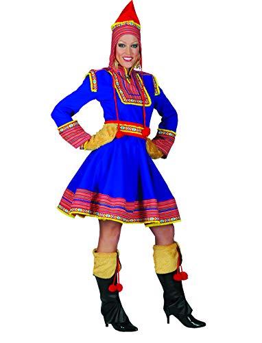 (Generique - Kostüm als Russin in Blau für Frauen)