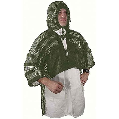 Sniper Tog Ghillie Suit Foundation compatibile con sistema di idratazione, OD - Ghillie Suits Suit