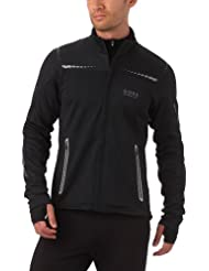 Gore Running Wear Mythos Men's Windstopper Soft Shell Jacket