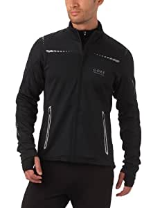 Gore Running Wear Herren Jacke Mythos Soft Shell, Black, S, JWMYTP990007