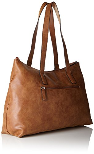 H cm B WEBER GERRY T x Damen 41x31x12 Be 4080003714 Different x Shopper 703 Braun FZ8qv0