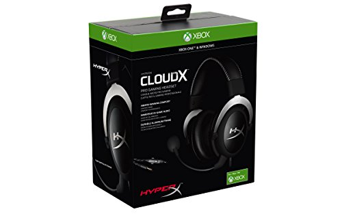 HyperX CloudX Pro Casque Gaming pour Xbox One/PC