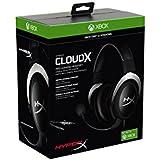 HyperX CloudX Pro Gaming Headset (geeignet für Xbox One/ PC/ PS4) schwarz/grün