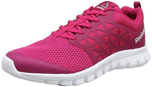 Reebok Bd5539, Scarpe da Trail Running Donna Rosa (Pink Craze/manic Cherry/white/pewter)