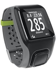 TomTom Multi-Sport GPS-Uhr dunkelgrau