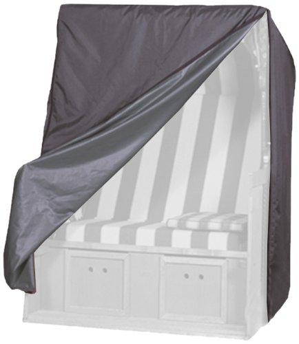 Sienagard4 727338 Housse pour Chaise de Plage Polyester/Revêtement/PVC 150 x 105 x 165 cm
