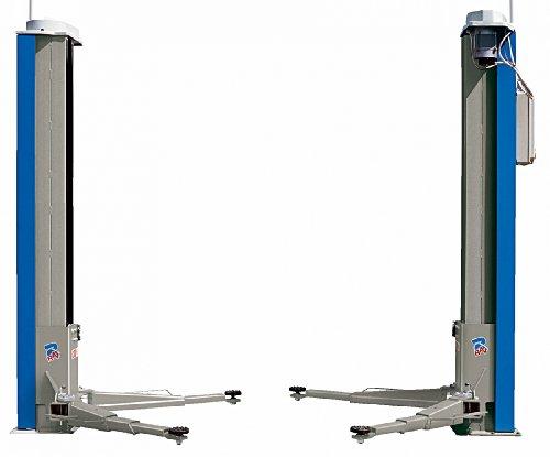 Ravaglioli 2-Säulenhebebühne KPX337WK Neue Ausführung X2 Hebebühne Säulenbühne