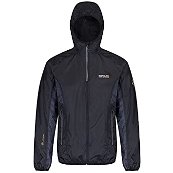 Regatta Men's Levin Waterproof Jacket: Amazon.co.uk: Sports & Outdoors