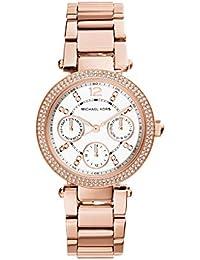 Michael Kors Analog Rose Dial Women's Watch - MK5616