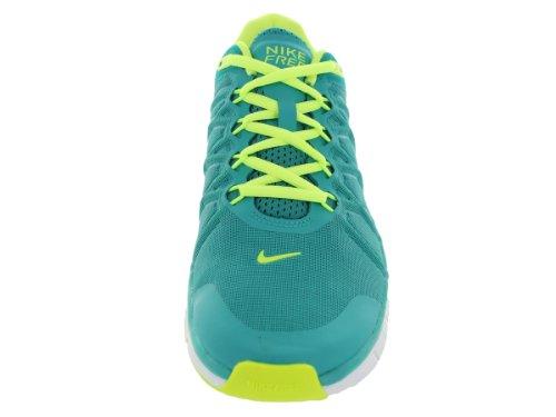 Nike Free Trainer 3.0, Chaussures de running adulte mixte Verde(Turbo Green/Volt-White)