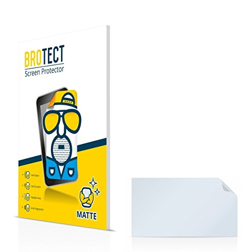 BROTECT Matt Bildschirmschutz Schutzfolie für Dell Alienware 17 (matt - entspiegelt, Kratzfest, schmutzabweisend)