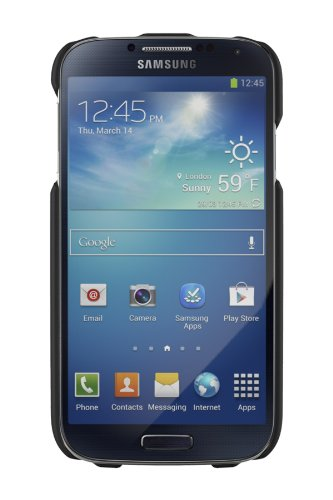 Tech21 Impact Klappetui für iPhone5 (D3O-Material) Weiß schwarz