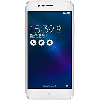 """ASUS ZenFone 3 Max ZC520TL SIM doble 4G 32GB Plata - Smartphone (13,2 cm (5.2""""), 32 GB, 13 MP, Android, 6.0, Plata)"""