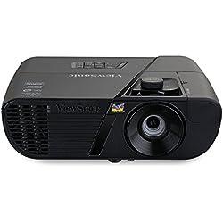 ViewSonic Pro7827HD Vidéoprojecteur Home-Cinéma Full HD 1920x1080 Pixels, 2200 lumens, HDMI, VGA, Haut-Parleurs 10W