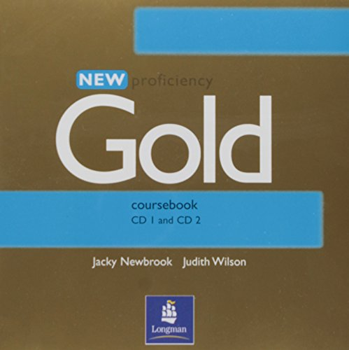 New Proficiency Gold Class CD 1-2