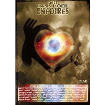 Les Enfoires - 2011 Dans L'Oeil Des Enfoires (2 Dvd) - Bent Lama