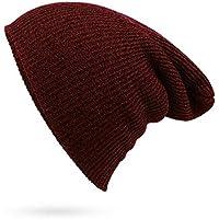 IG Gestreifte Strickmütze, Nadel Pull Kopfhaube, Männliche Und Weibliche Herbst Und Winter Warme Wollmütze, Europäischen Und Amerikanischen Outdoor-Strickmütze
