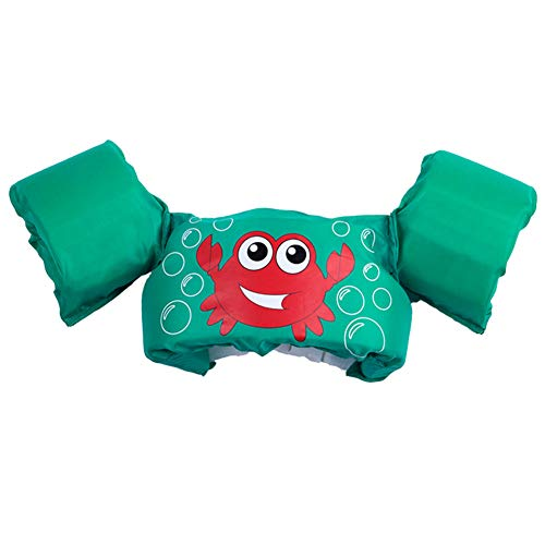 Tutyuity Schwimmflügel Puddle Jumper, für Kinder und Kleinkinder von 2-7 Jahre, 15-35kg, Schwimmhilfe mit verschiedenen Designs für Jungen und Mädchen