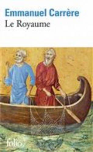 Buchseite und Rezensionen zu 'Le royaume' von Emmanuel Carrère