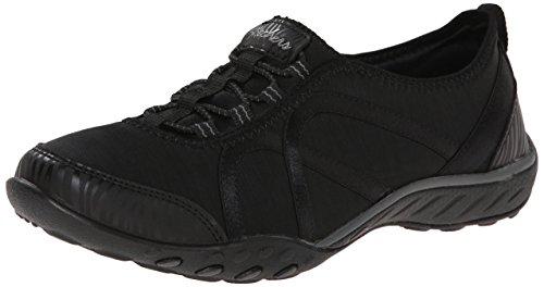 Skechers Breathe Easy Fortune, Sneakers Basses femme Noir - Noir
