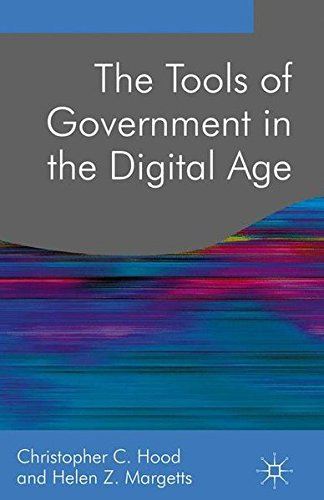 The Tools of Government in the Digital Age (Public Policy and Politics) por Christopher C. Hood