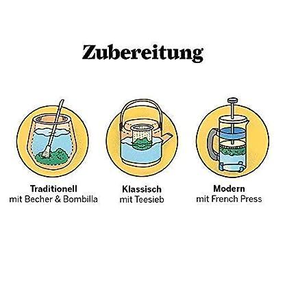 Maraa-Yerba-Mate-Tee-Grn–Natrlicher-Wachmacher-und-Energy-Booster-mit-Koffein–500g-lose-Bltter–Organisch-Fair