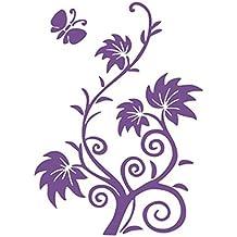 Flores Para Pintar En Pared Diy Cm Multi Colores Flor Pintura Por