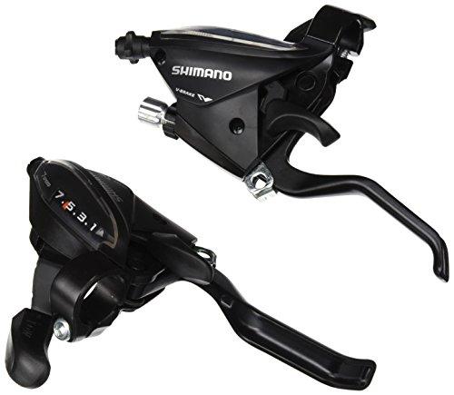 Shimano Controller EF510Einband–2A 3x 7V. Bremse V Schwarz